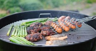 Easy Barbecue Cooking