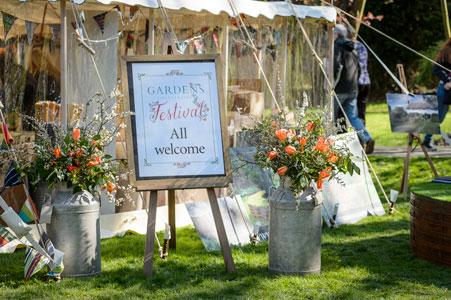 Gardens Illustrated Festival