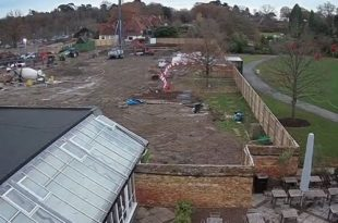 RHS Wisley Visitor Centre Improvements