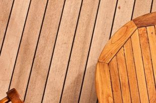 Protecting your Decking