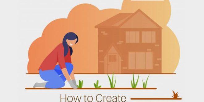 How To Create A Kitchen Garden